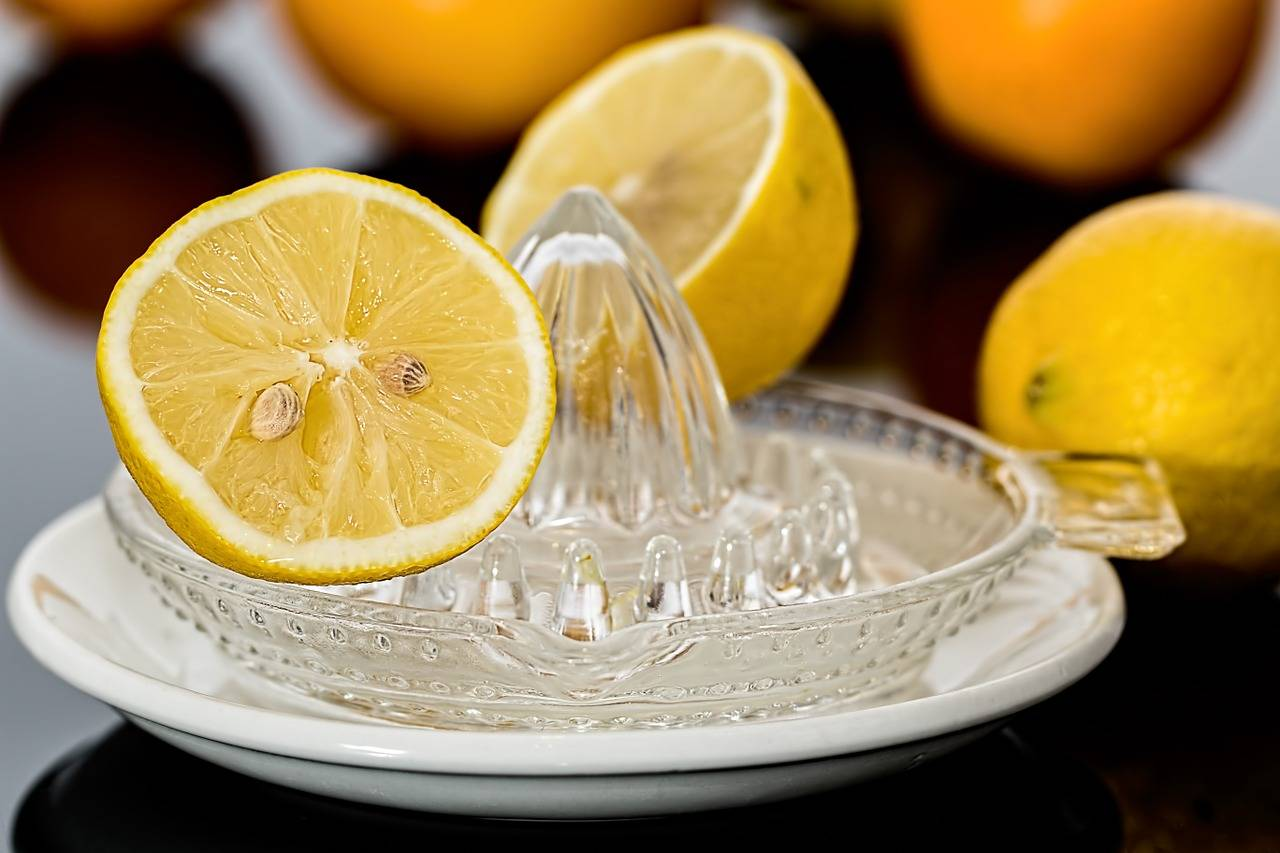 Organic Lemon Juice Healtea