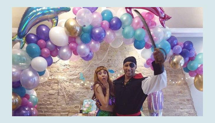 partylicious berlin ballons und künstler
