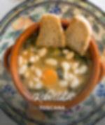 <p><strong>Ribollita Soup</strong></p>