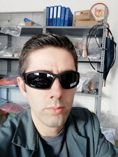 lunettes vitesse conduite nuit securite