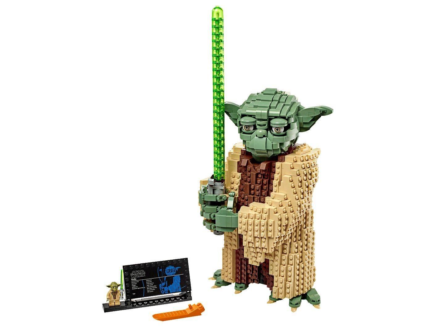 LEGO Yoda 75255