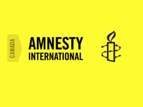 Cover photo for Amnesty International Canada - News This Week
