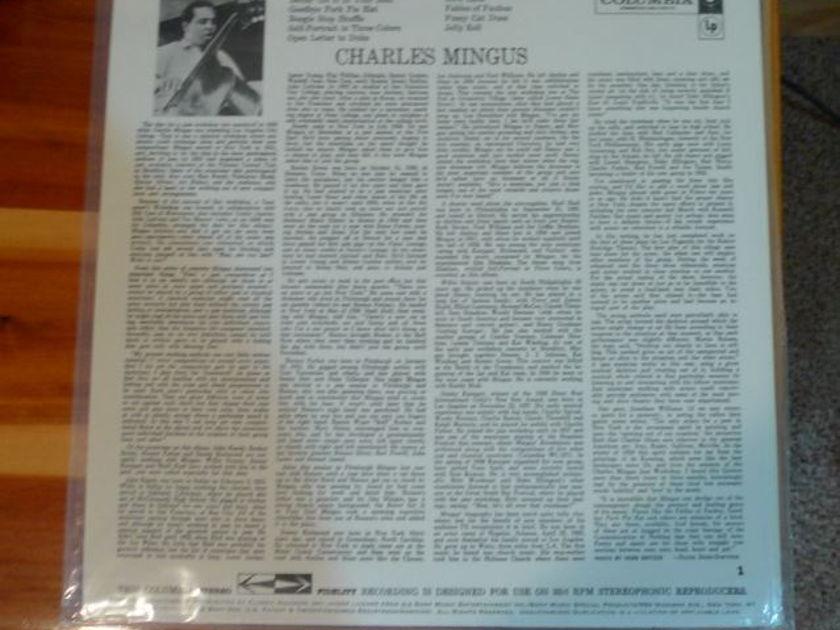 Charles Mingus - Ah Um Charles Mingus Ah Um Classic Records 180G 1990's Sealed