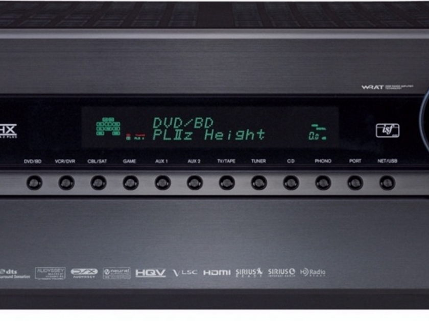 Onkyo TX-NR-5007 THX Ultra2 certified AV Receiver