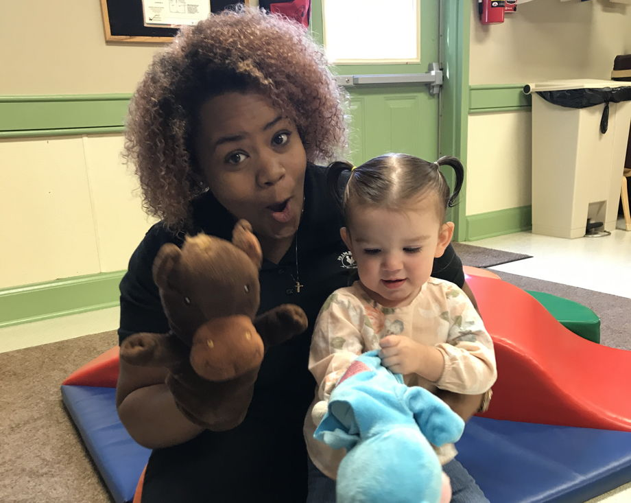 Ms. Aliquah Powell , Young Toddler Assistant Teacher