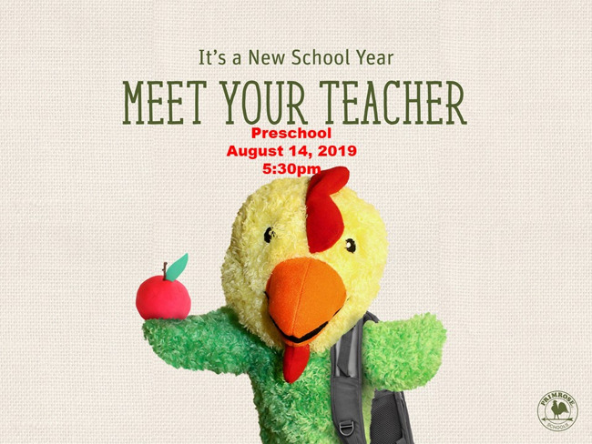 Primrose Harmony Preschool Meet the Teacher