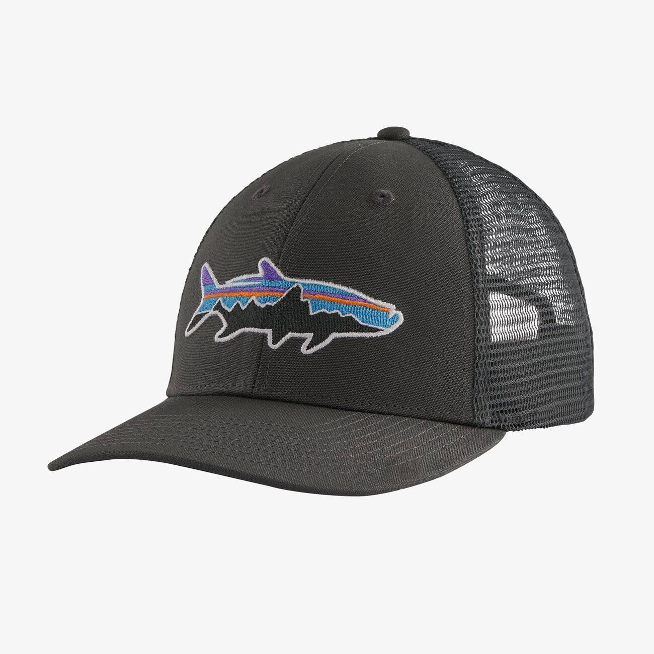 A Pangaia baseball cap made with recycled fishing nets