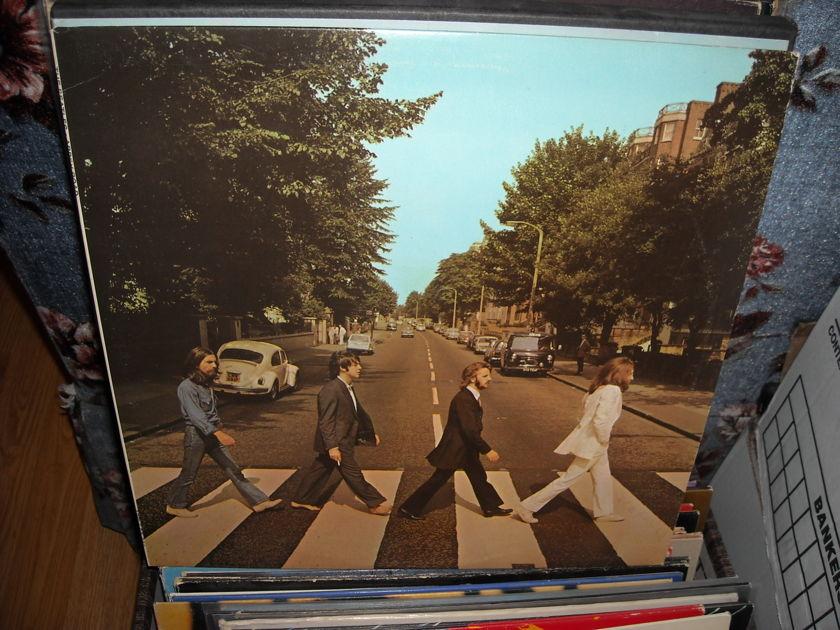 The Beatles - Abbey Road Apple  LP (c)