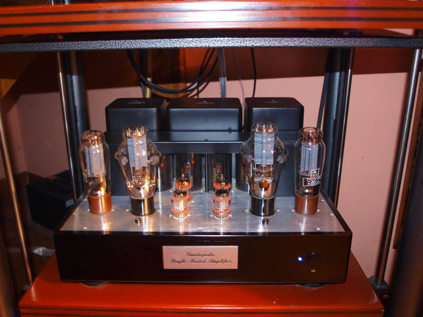 Diy Hifi Supply LUX Stage3 Stereo 300B Single-Ended