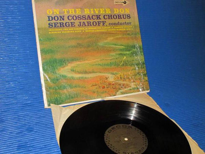 "DON COSSACK CHORUS - - ""On The River Don"" - DECCA 1966"
