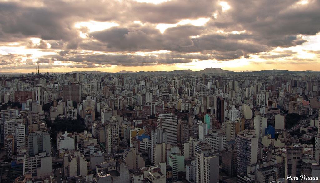Trilhas perto de São Paulo