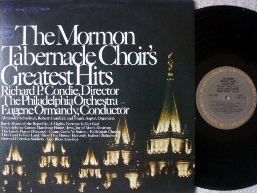 Columbia / ORMANDY, - Mormon Tabernacle Choir's Greatest Hits, NM!