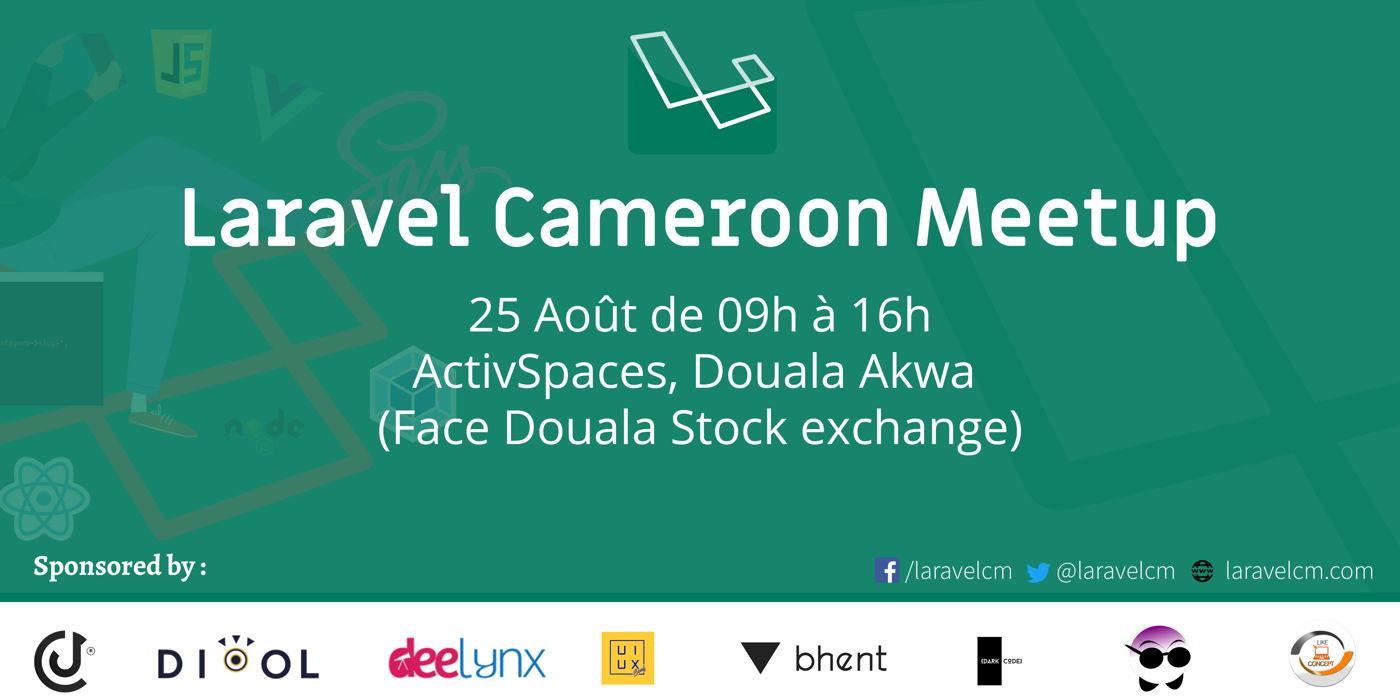 Laravel Cameroon Meetup
