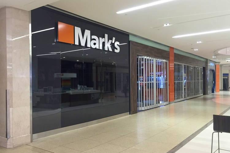 Mark's West Edmonton Mall Feature