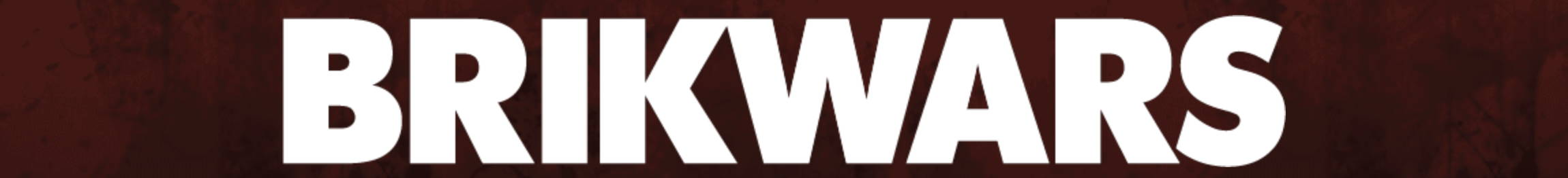 brickwars logo