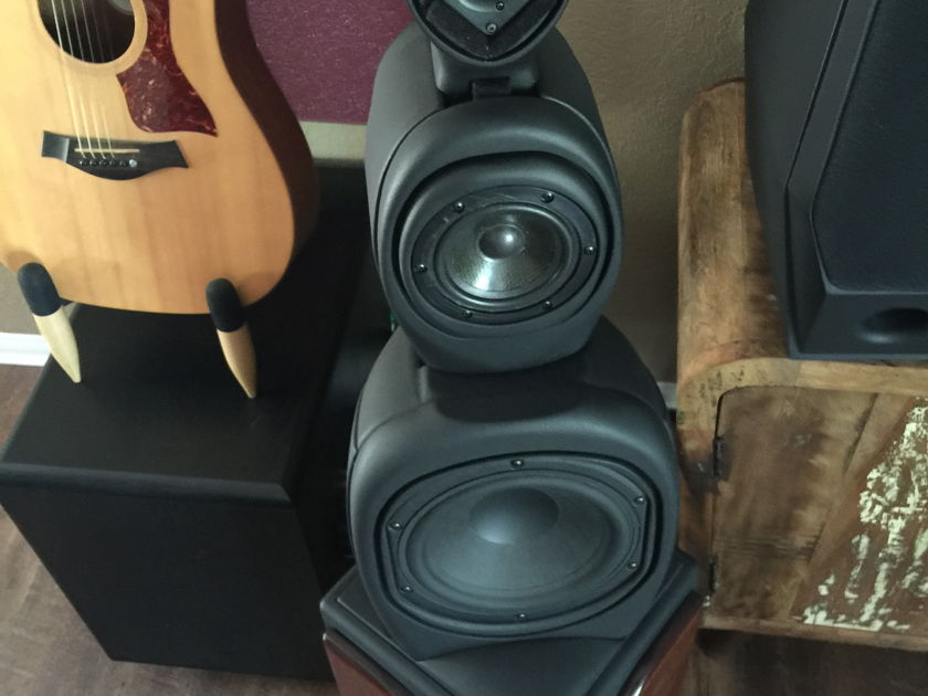 Green Mountain Audio Calypso Floorstanding Speakers - SWEET!