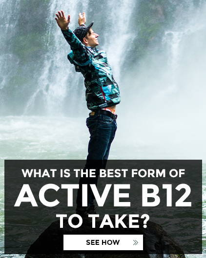 What is the best form of active b12 to take?