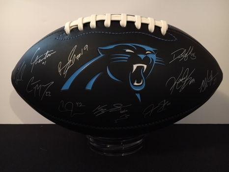 Carolina Panthers Memorabilia