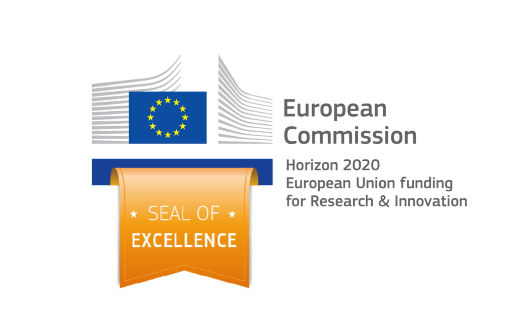 SEAL OF EXCELLENCE EUROPEAN COMISSION