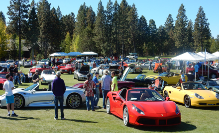 2018 Oregon Festival of Cars