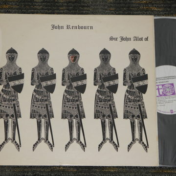 """Sir John A Lot Of""   UK (English) Import"