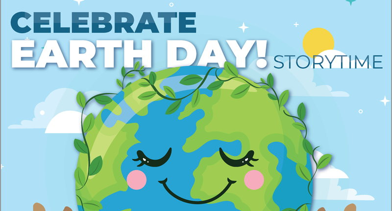 Zoom Storytime: Celebrate Earth Day!