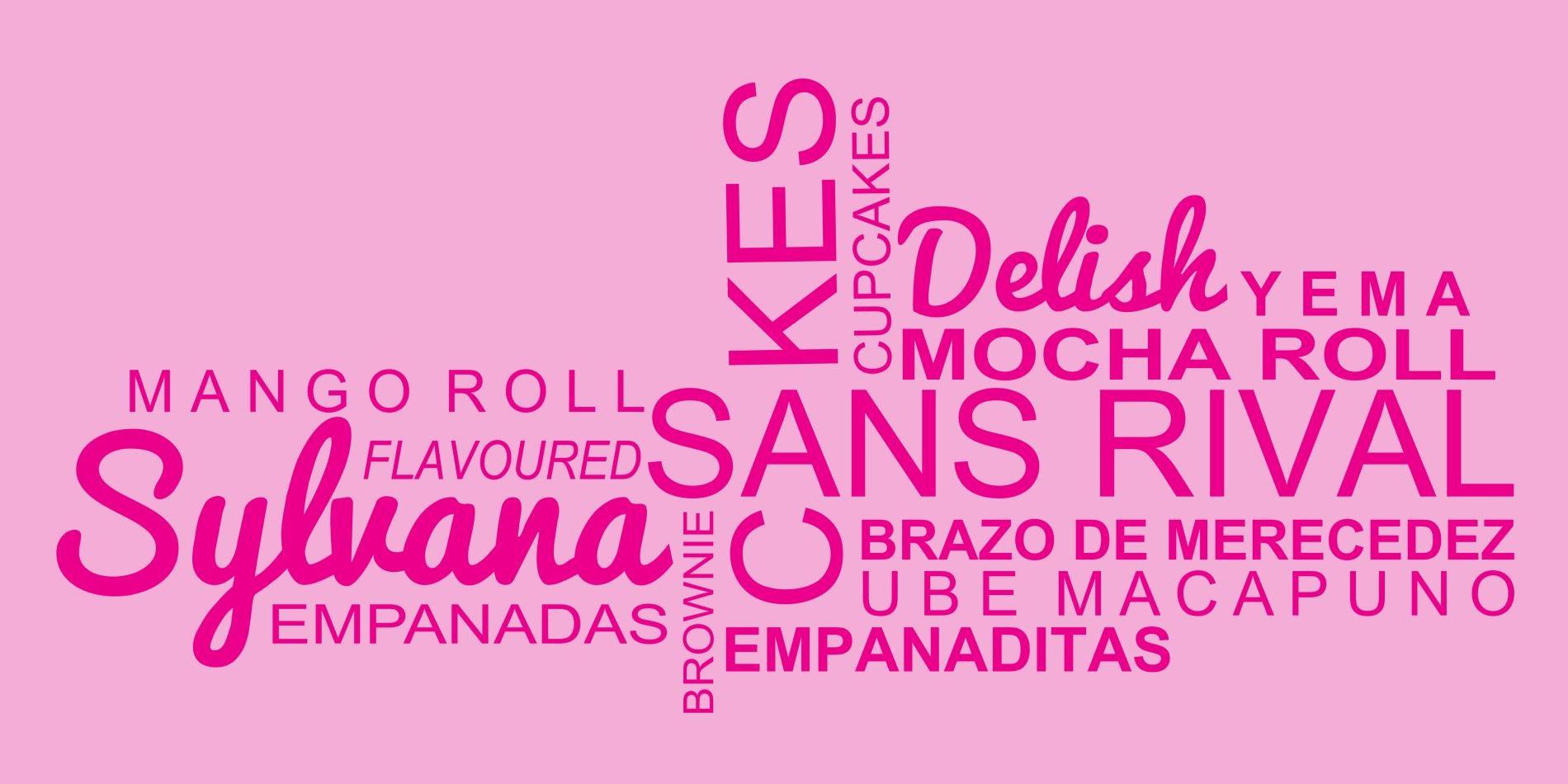 Logo - Swirl Deli Sans Rival