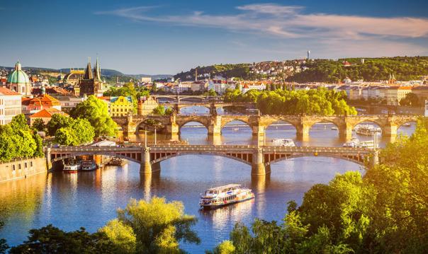 Прага Марины Цветаевой (индивидуальная экскурсия)