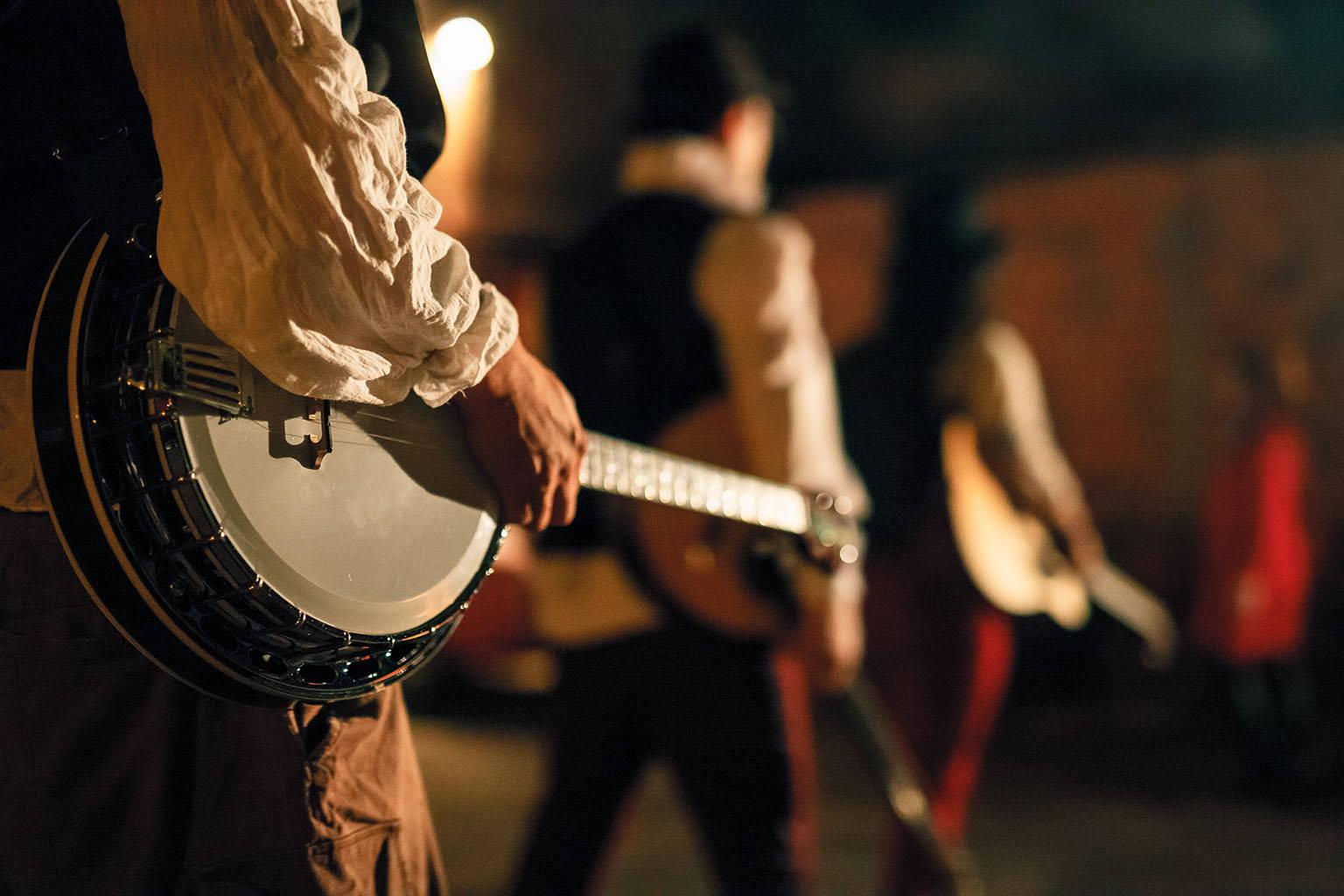 CelticFestival Online Music Stage