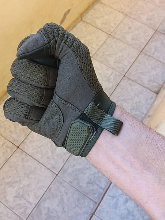 gants trottinette vitesse