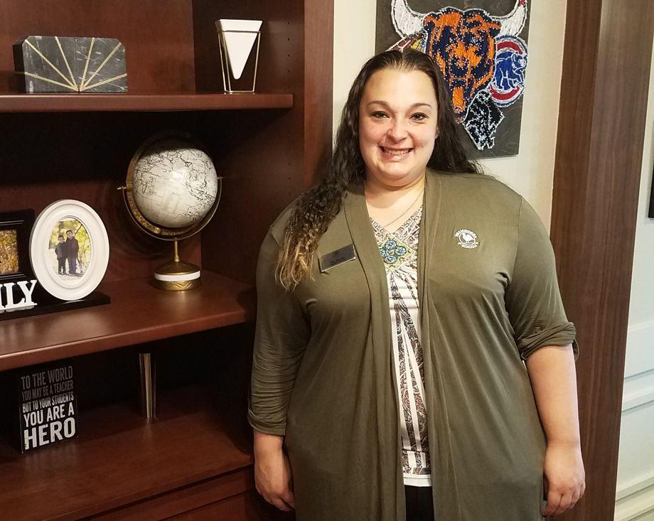 Alexandria Barnes , Assistant Director