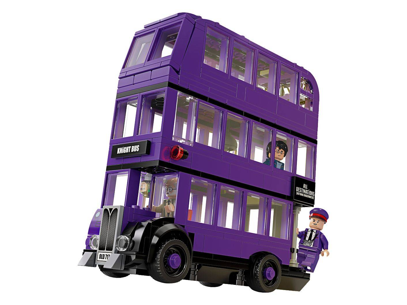 LEGO Knight Bus 75957