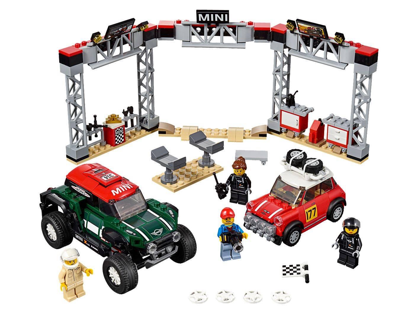 LEGO Roller Coaster 10261