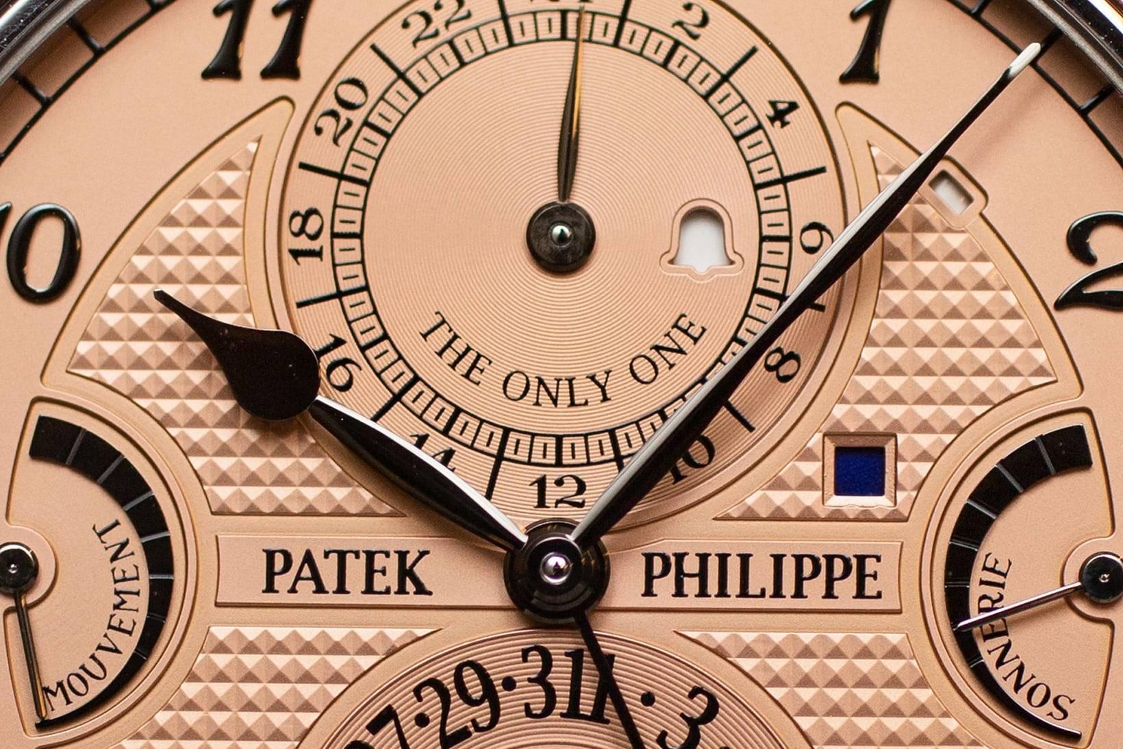la montre la plus chere du monde
