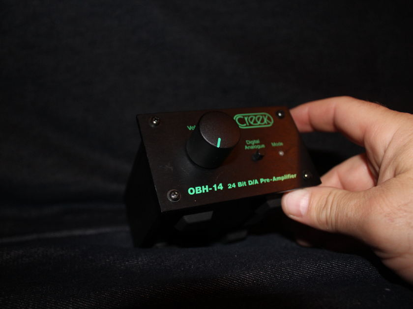 Creek OBH-14 DAC/Pre-Amp