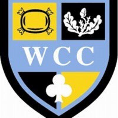 Woodmansterne Cricket Club Logo