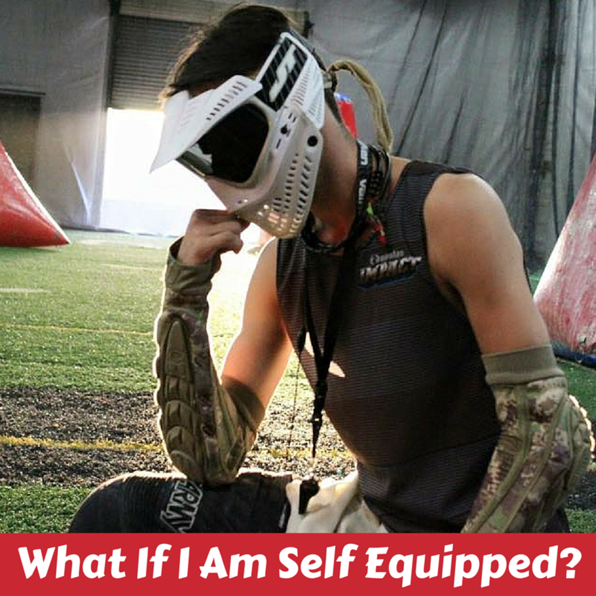Self Equipped Paintball in San Diego