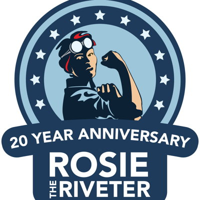 Anniversary Tribute for ROSIE THE RIVETER