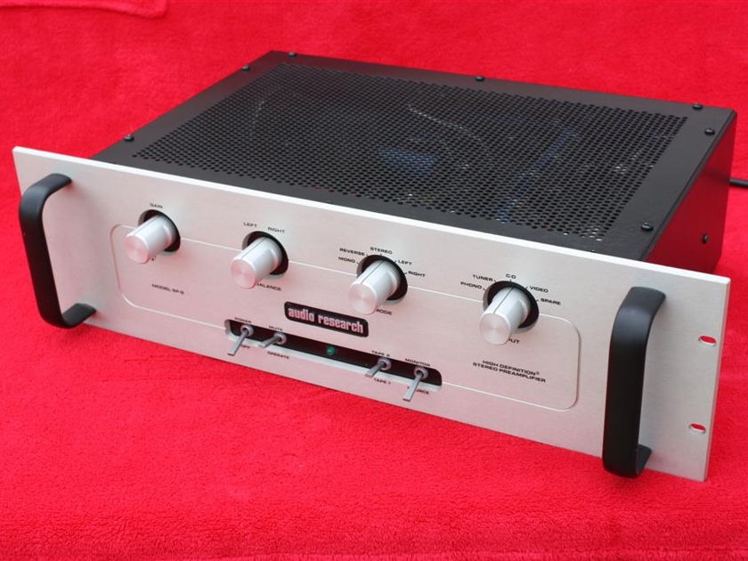 Audio Research SP-9 mkII preamp w/ phono