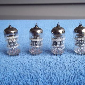 W.German tubes 4 tubes total,