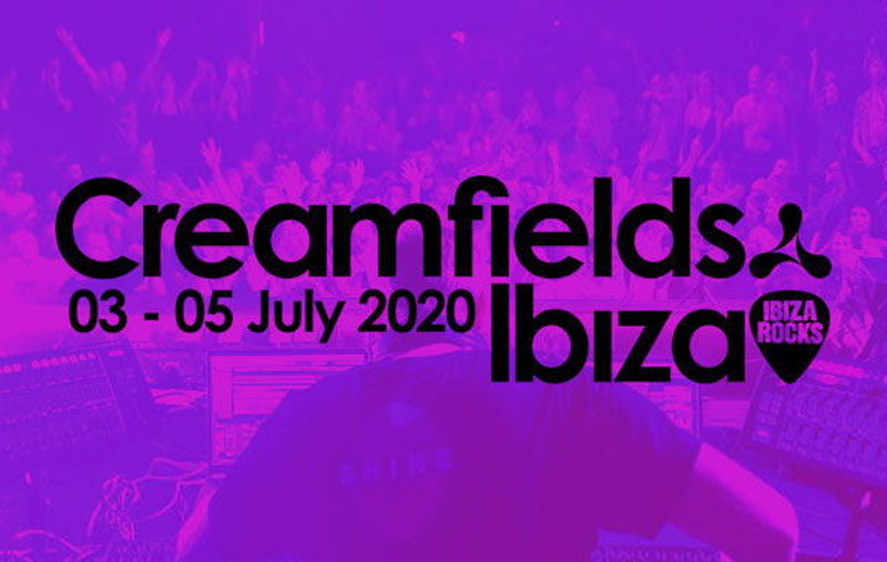 Creamfields Ibiza festival 2020 tickets and info