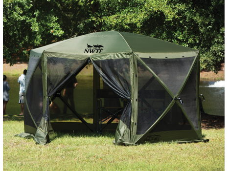 Clam Quick Set Escape Gazebo Canopy