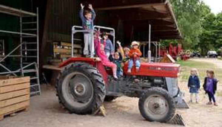 vierfeldhof traktor