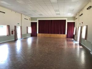 A photo of Main hall