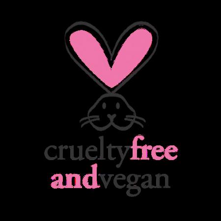 Image showing logo of PETA certified cruelty-free & vegan skincare
