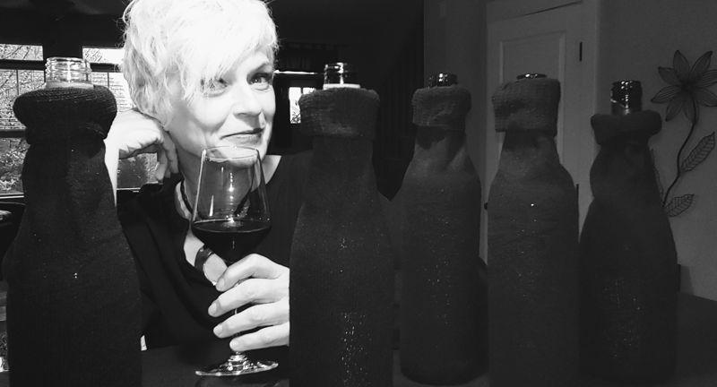 Five Blind Wines