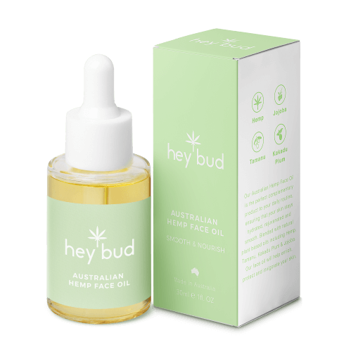 Hemp Face Oil