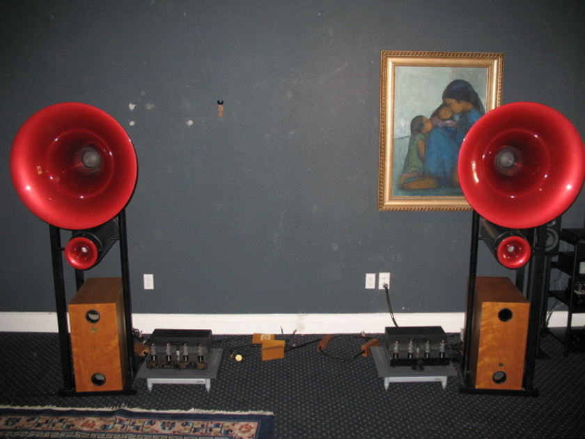 Avantgarde Duo speakers