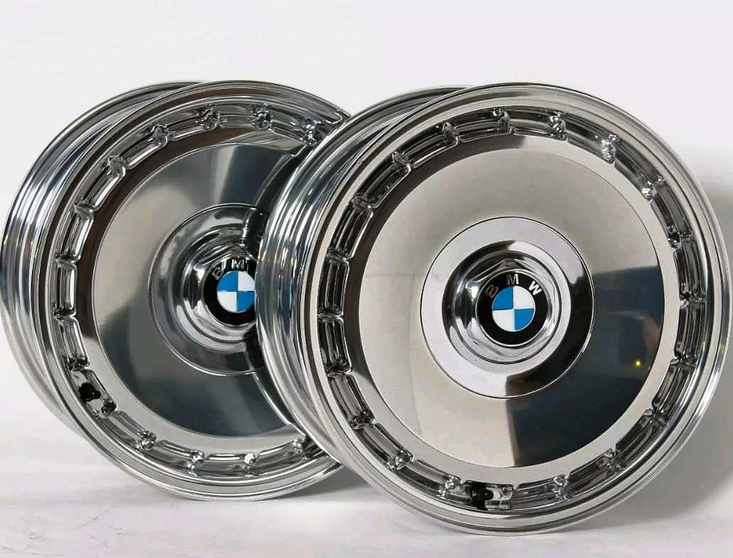 brand new bmw style 3 wheels