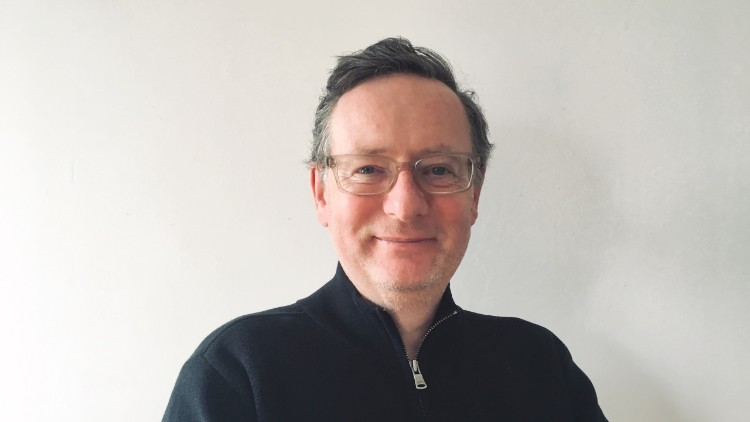 Profile photo of Gary Thomas, Film Programme Manager